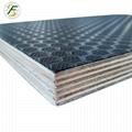 棕/黑膜建筑模板(清水板) 2