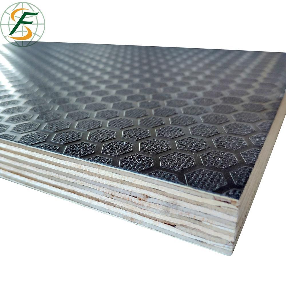 棕/黑膜建筑模板(清水板) 3