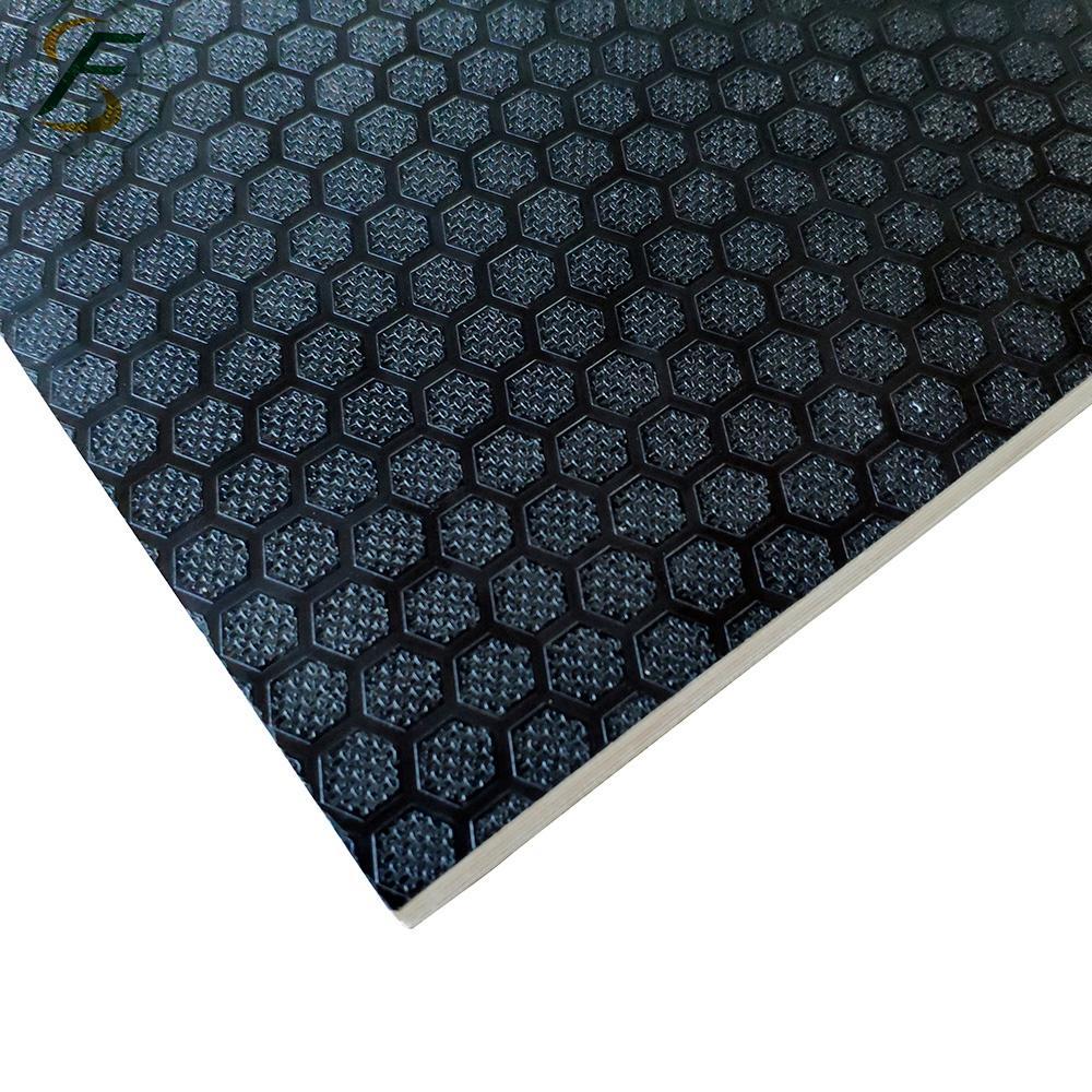 棕/黑膜建筑模板(清水板) 4