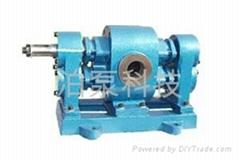 WCB系列外润滑齿轮泵