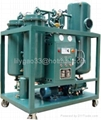High Performance Steam Turbine Oil Dehydration & Filtration Machine