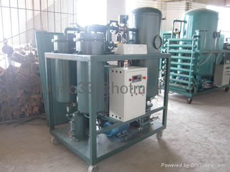High Performance Steam Turbine Oil Dehydration & Filtration Machine 3