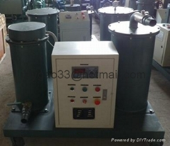Portable Oil Purifier with Heater