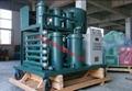 Lube Oil Hydraulic Oil Regeneration Purifier