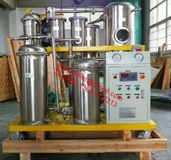 Series TYA-I Phosphate Ester Fire-resistant Oil Purifier