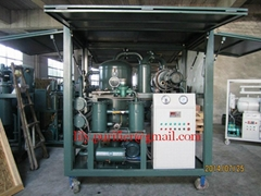 Series ZYB Mul-ti-function Oil Purifier