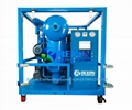 ZYD-A Automatic Oil Purier with PLC System 1
