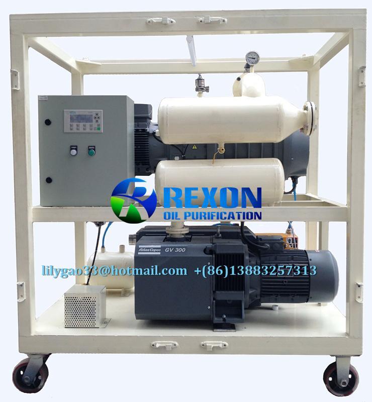 Rexon Vacuum Pumping Set for Transformer Vacuum Pumping 1