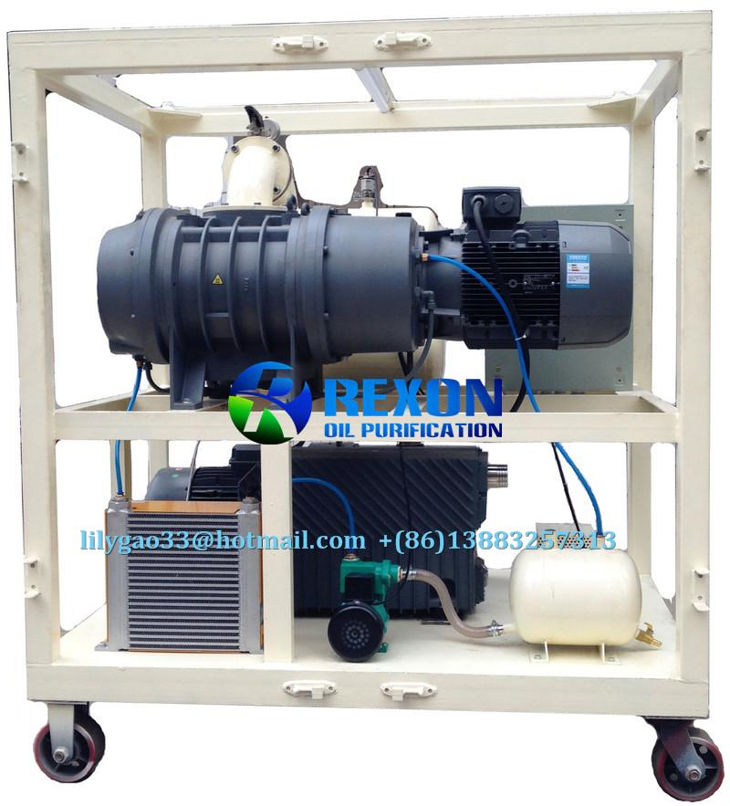 Rexon Vacuum Pumping Set for Transformer Vacuum Pumping 2