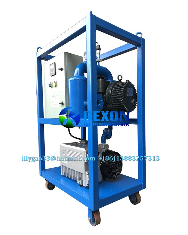 Vacuum Pumping Set and Transformer Evacuation System 2