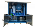 Double Stage High Vacuum Insulating Oil Regeneration System 3
