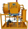 Series TYB Coalescence-separation Oil Purifier
