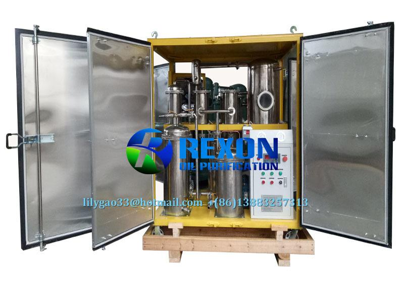 Rexon Used Cooking Oil Filter Machine Made of 304 Stainless Steel Material