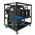 Small Size High Effective Vacuum Transformer Oil Purifier 1