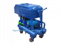 Small Waste Oil Recycling Plant Plate Pressure Oil Purifier Series PL  2
