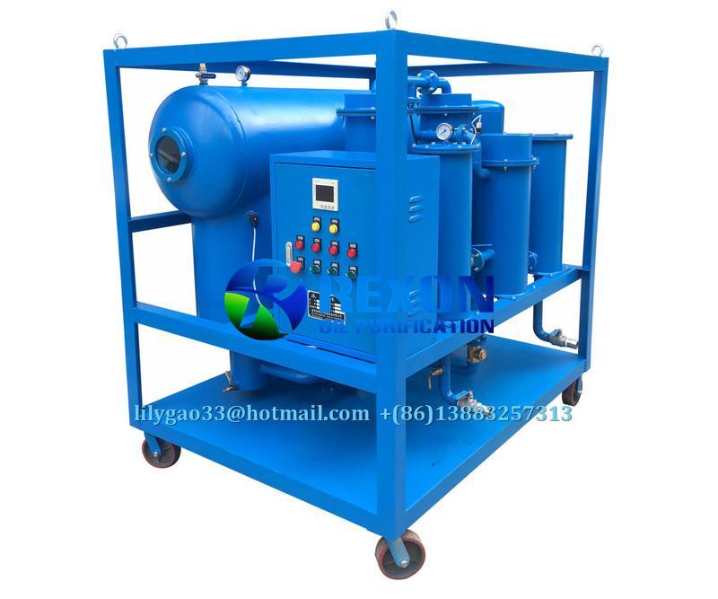 TYA Series- Lubricating Oil Purifier 1