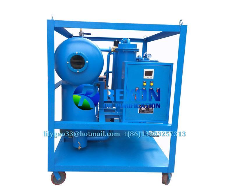 TYA Series- Lubricating Oil Purifier 2