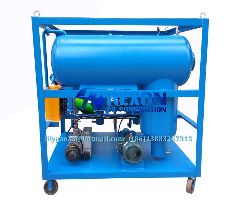 TYA Series- Lubricating Oil Purifier 3
