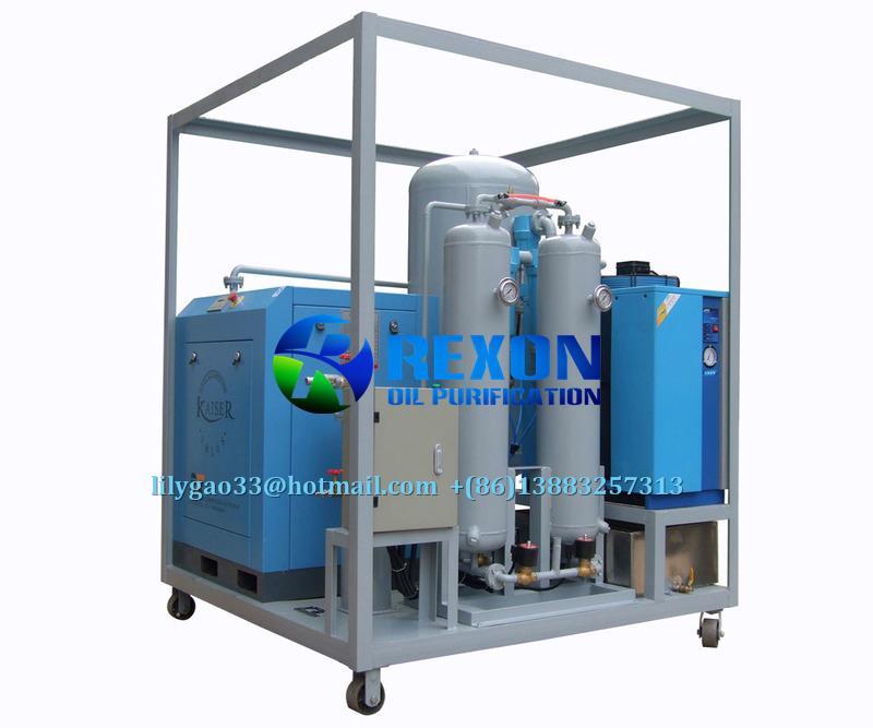 Mul-ti-function Transformer Oil Purifier Insulating Fluid Filter 1