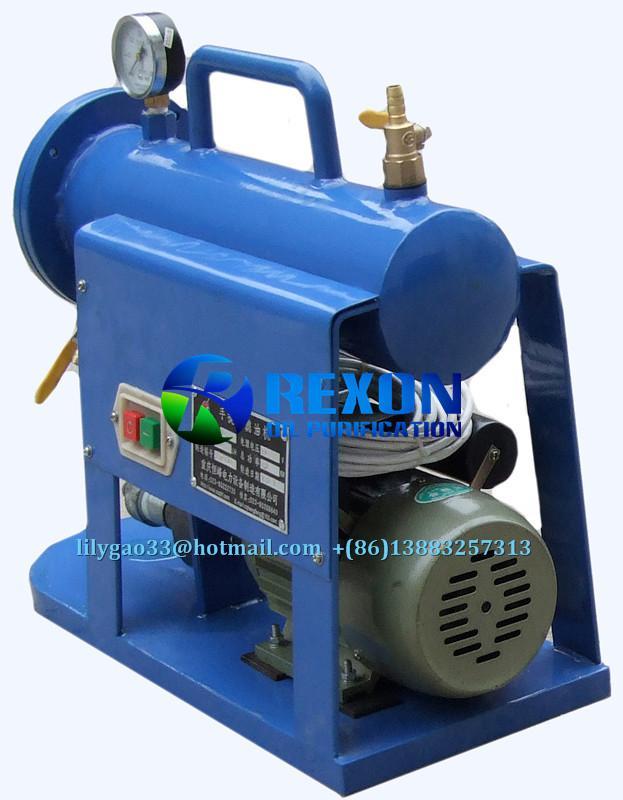 Portable Oil Purifier 1