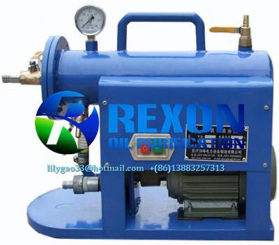 Portable Oil Purifier 2