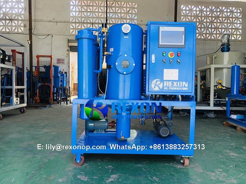 Lubricating Oil Purification Machine 3000LPH 1