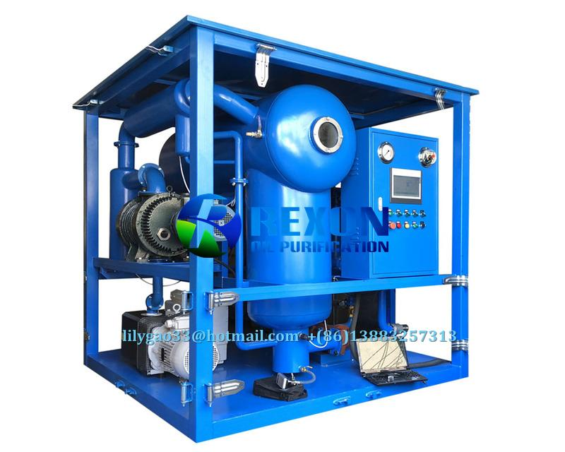 Mul-ti-function Transformer Oil Purifier Insulating Fluid Filter 1