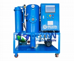 Lube Oil Hydraulic Oil Regeneration Purifier