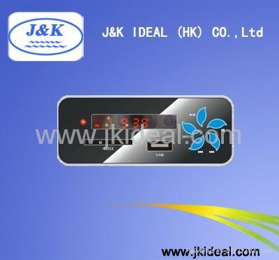 插卡MP3解碼板 1