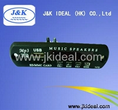 JK 6839 USB/SD-MP3 decoder