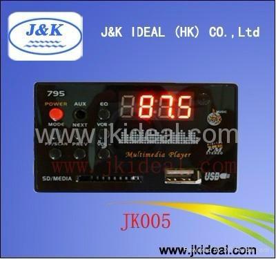 JK005 USB LED display MP3 module 1