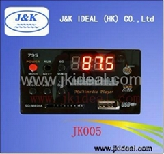 JK005 USB LED display MP3 module