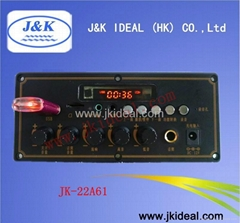 JK-22A61 For speaker USB TF Record FM MP3 module