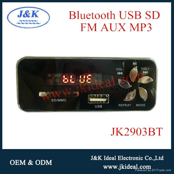JK 6839 USB/SD-MP3 decoder 4