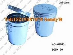 供应上品特级茶叶罐