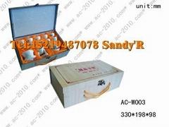 供应茶具包装木盒