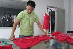 China garment inspector services