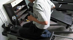 exercise equipment inspection services in China