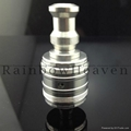 Triedent rebuildable atomizer