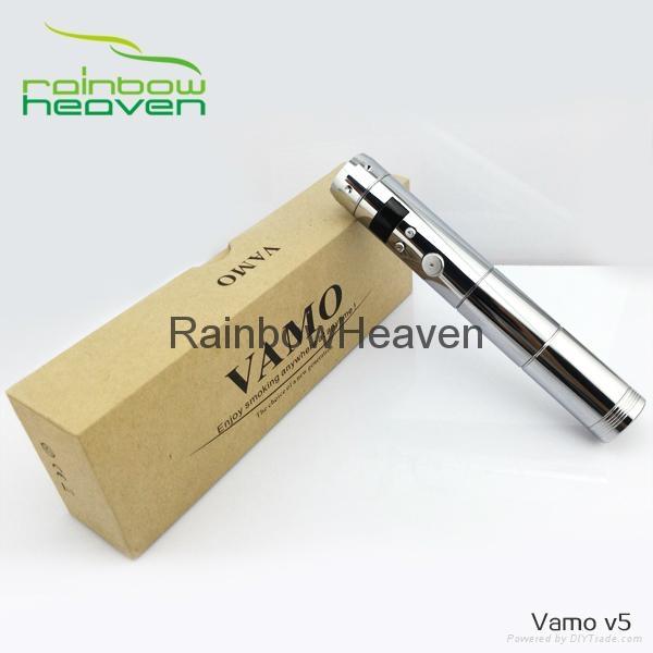 Rainbow Heaven ecigs VAMO manufacturer Vamo V5 VV mod 2