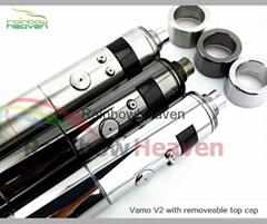 Vamo VV Mod Vamo V2 with removable cap