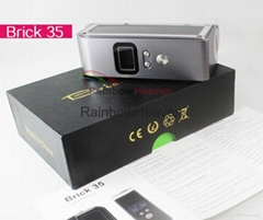 RainbowHeaven Brick35 35W mod with Yihi chip (Hot Product - 1*)