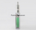 PMMA Box Mechanical Mod use 2pcs 18650 battery