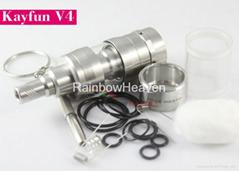Kayfun V4 1:1 Clone AFC RBA Atomizer