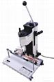 Electric paper driller: Filepecker-III