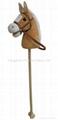 horse stick stick