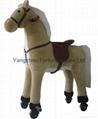 walking horse 4