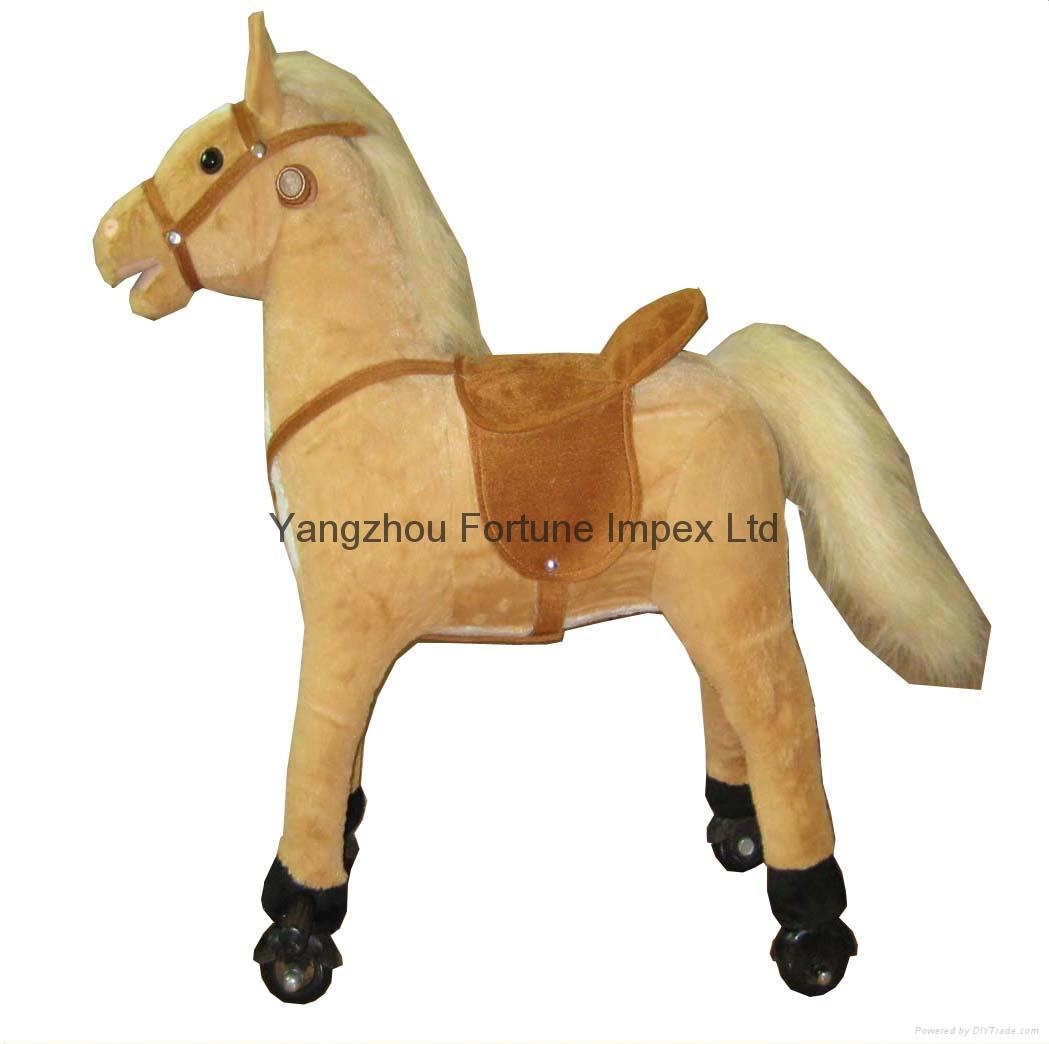 walking horse 5