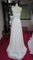 高檔熱銷希臘風格雪紡婚紗禮服 3