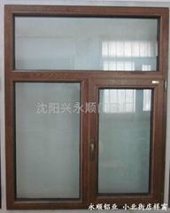 木包鋁門窗